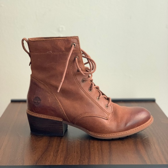 Timberland Sutherlin Bay Laceup Boots